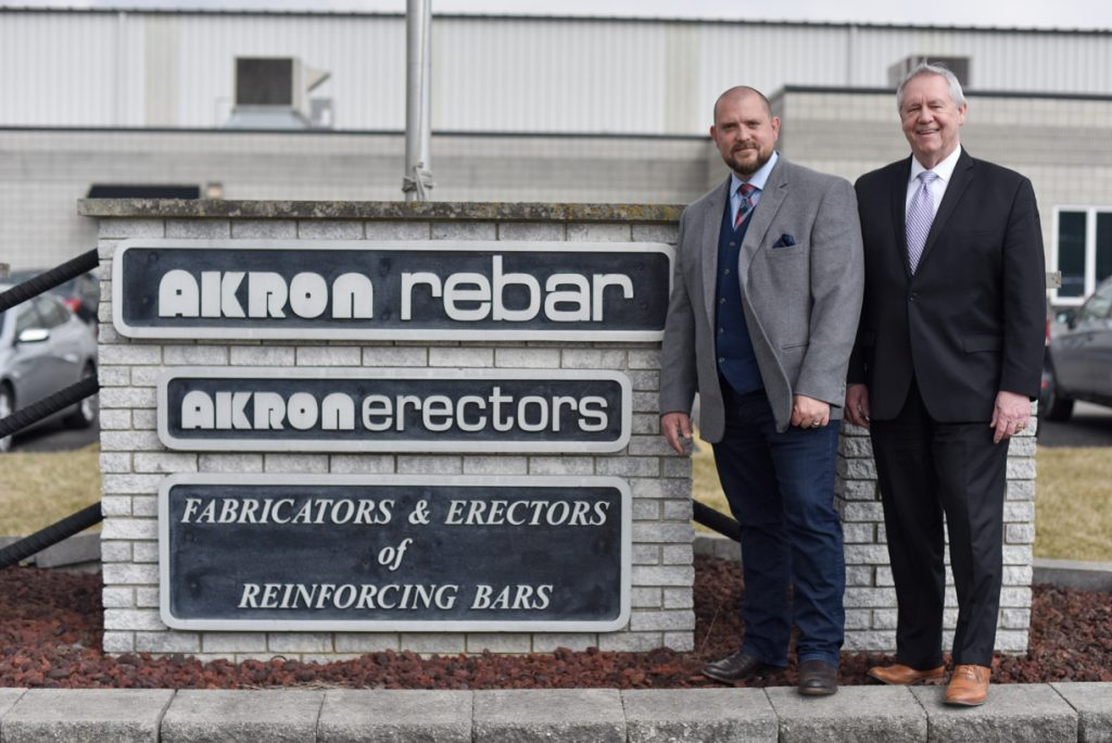 Akron Rebar Company, Under New Ownership, Announces a Plan for Significant Growth and Unveils Cutting-Edge Technology New to the United States}