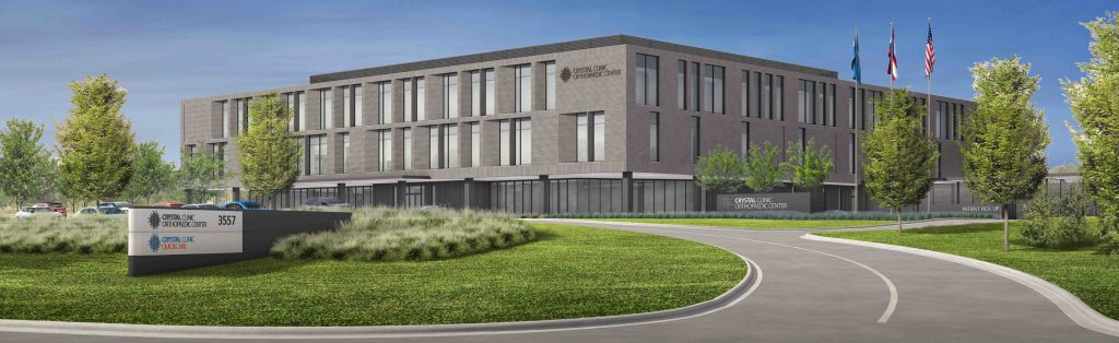 New Fairlawn Crystal Clinic Orthopaedic Center Hospital}