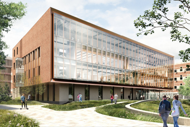 The Penn State University College of Engineering & Research Is Building An Extremely 'STRONG' Future.}